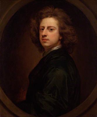 Godfrey Neller. Self-portrait