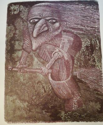 Zabirokhin. Baba Yaga