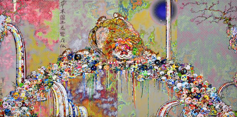 Такаси Мураками. Лев царства, что превзошёл смерть