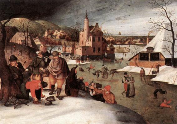 Абель Гриммер. Зима