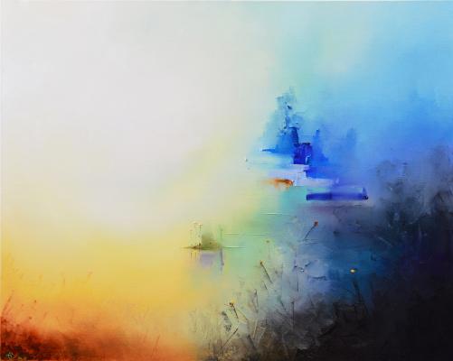 Vadim Anatolyevich Stolyarov. Summer sunrise