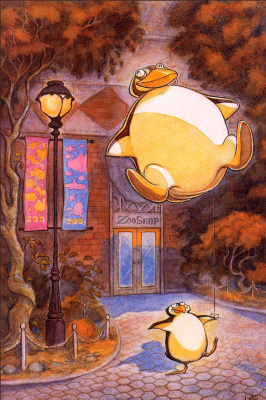 Брайан Аджхар. Иллюстрация 6