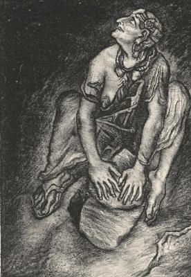 Leonid Valeryevich Stroganov. Babylonian harlot