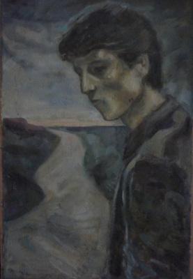 Студент Сергей Солдотенко