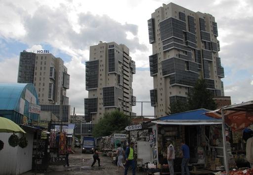 German Meister. Урбанизация (Urbanization)
