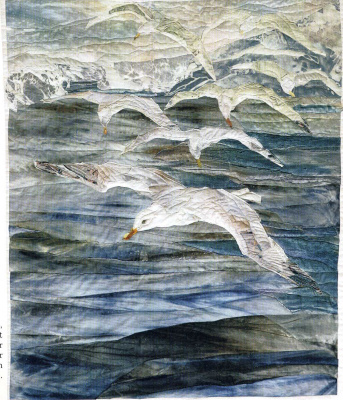 Джоан Колвин. Белые крылья