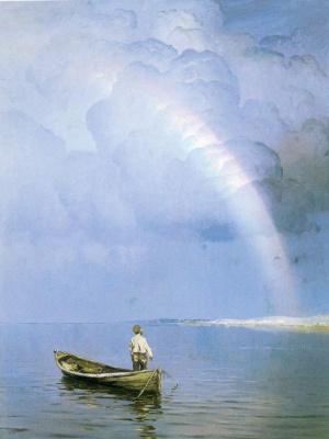 Nikolay Nikanorovich Dubovsky. Rainbow