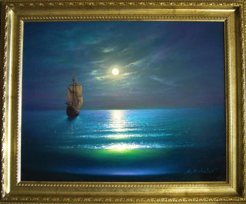 Andrei Ivanovich Boravik. The ocean