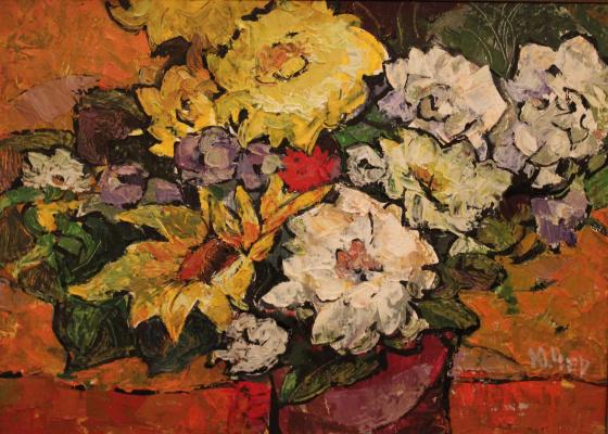 Julia Chernysheva. Flowers