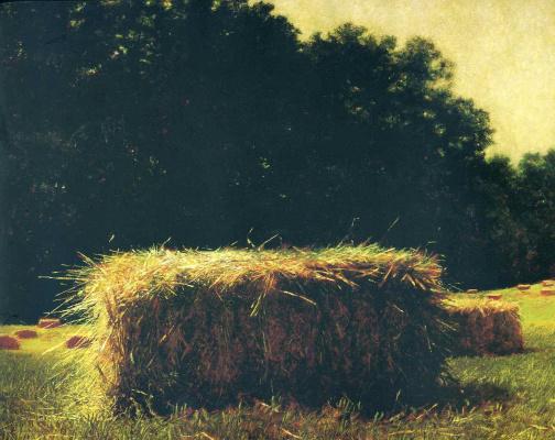 Jamie Wyeth. Stack
