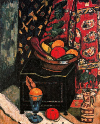 Marsden Hartley. Fruit basket