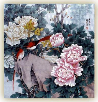 Ёнгюн Чен. Птицы 29