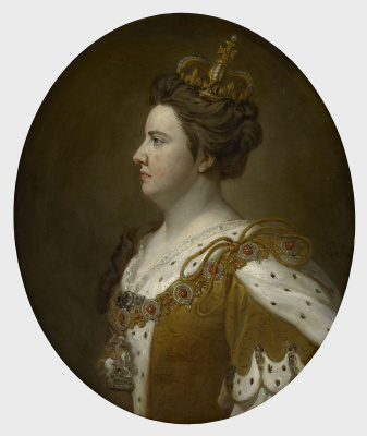 Godfrey Neller. Queen Anna
