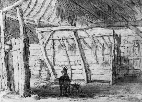 Корнелис Сафтлевен. Стабильный интерьер