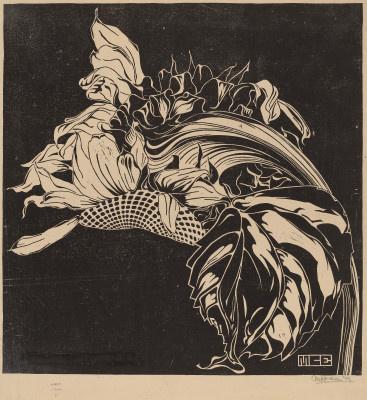 Maurits Cornelis Escher. Life force