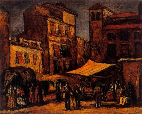 Arturo Souto. Market