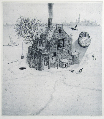 Konstantin Kalinovich. Little House of My Heart