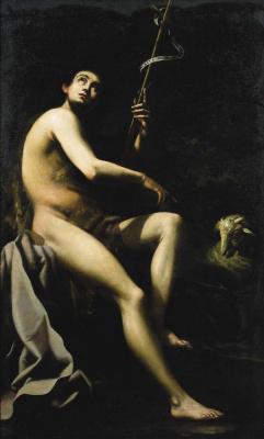 Джованни Бальоне (Баглионе). Святой Иоанн Креститель