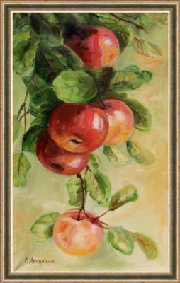 Olesya Alexandrovna Lopatin. Apples