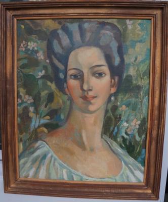 Елена Ивановна Агафонова. Лето