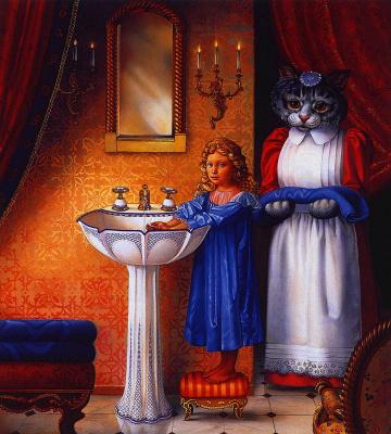 Брайан Леистер. Большой кот