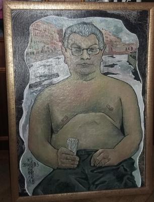 Nikolay Zverev. Puppeteer