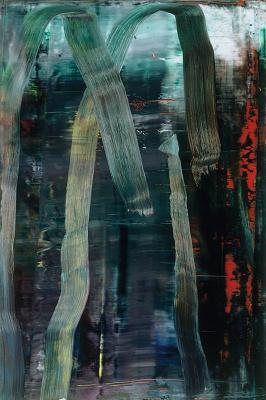 Gerhard Richter. Forest (7)