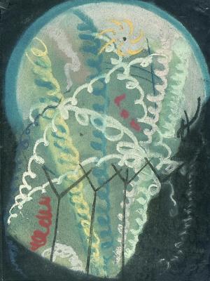 Theo van Dusburg. Composition