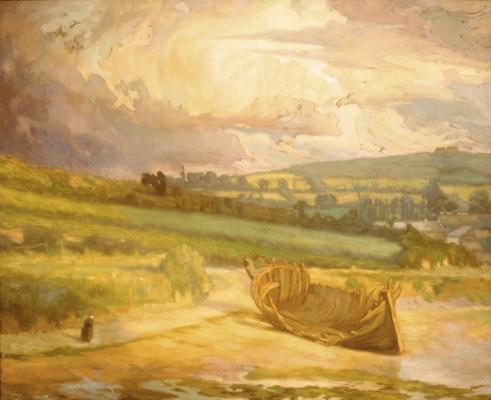 Диего Мария Ривера. После шторма