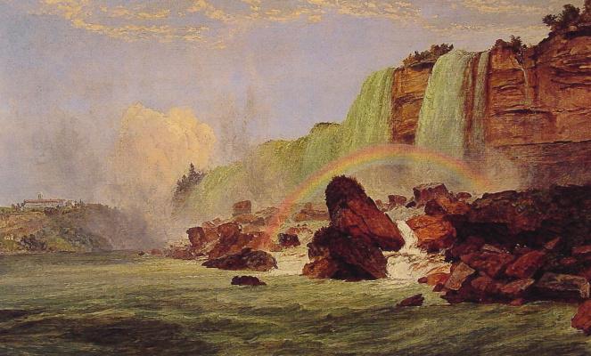 Джаспер Фрэнсис Кропси. Ниагарский водопад