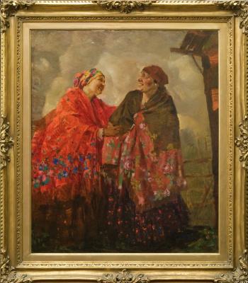 Алексей Владимирович Исупов. Кумушки