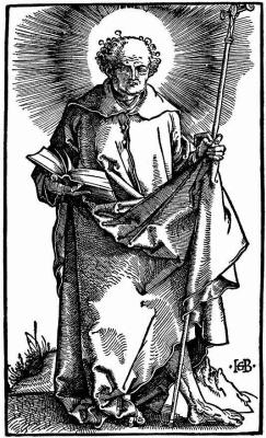 Ханс Бальдунг. Святой Филипп