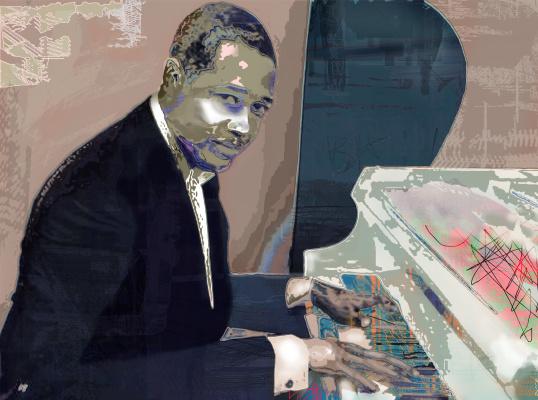 Vladimir Evgen'evich Koreshkov. All this jazz V. Post-abstraction