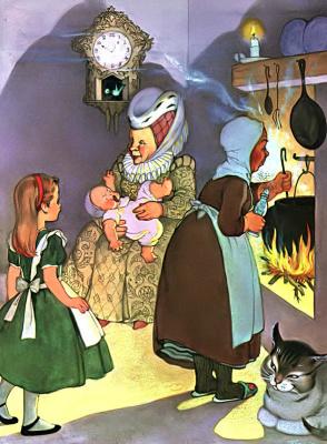 Марджори Торрей. Алиса в стране чудес