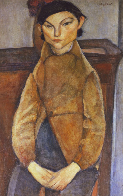 Амедео Модильяни. Молодой цыган