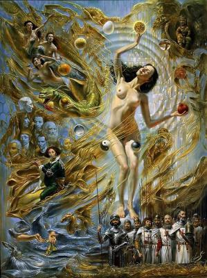 Mikhail Khokhlachov. Equilibrium at the absolute distinction