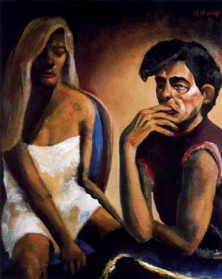 Джон Кугар Мелленкамп. Мужчина и женщина