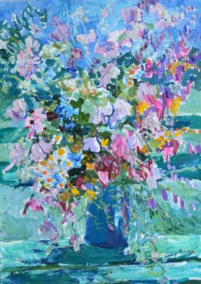 Nikolay Petrovich Glushchenko. Wildflowers