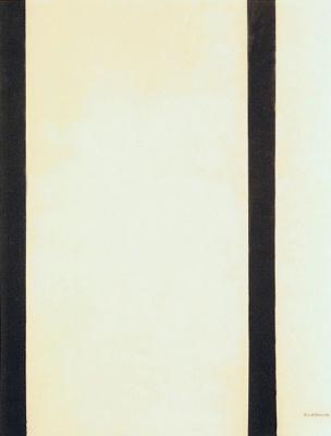 Barnett Newman. The eighth station
