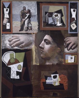 Pablo Picasso. Studio