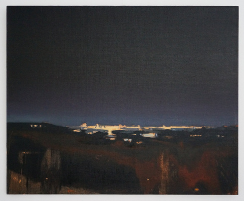 Alexey Belusenko. Kiev at night (# 5)
