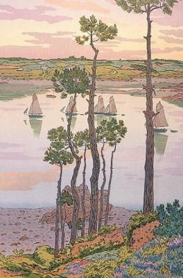 Анри (Henri) Ривьер (Rivière). ..