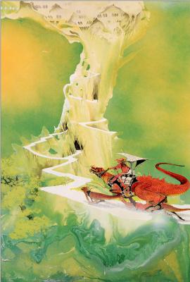 Роджер Дин. Зеленый замок