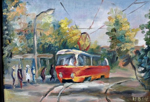 Александр Никульшин. ТРАМВАЙЧИК
