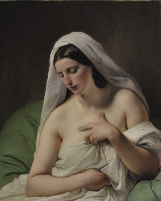 Francesco Ayets. Odalisque