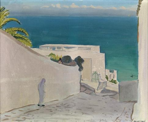 Albert Marquet. Sidi Bou Said