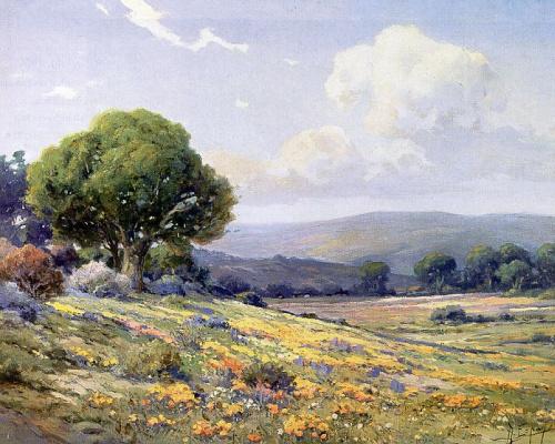 Энжел Эспой. Старое дерево