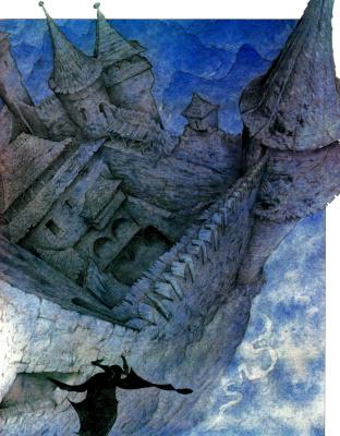 Тудор Хамфрис. Замок