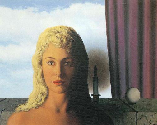 René Magritte. Ignorant fairy