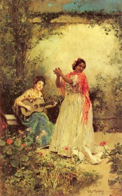 Раймундо Мадрасо. Танцы
